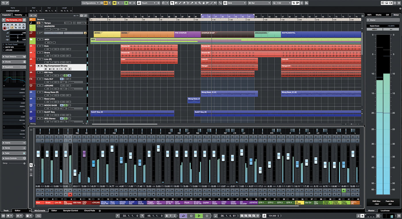 Steinberg Cubase Pro 10 Review