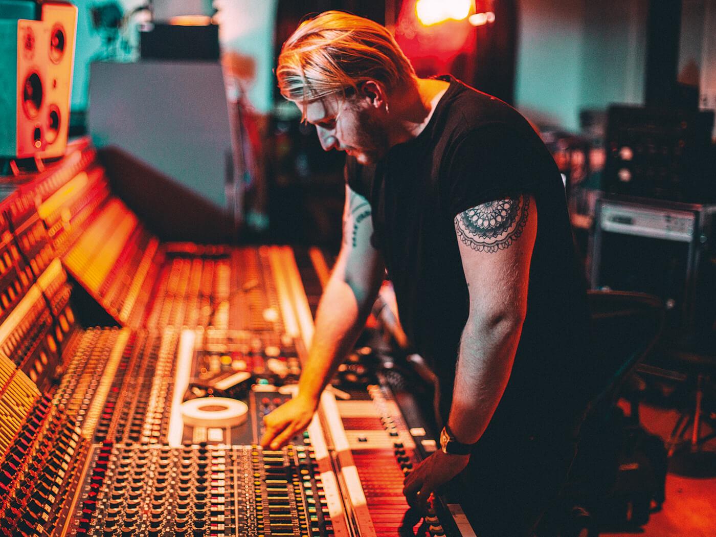 Interview: Alexander Archer talks life behind the desk