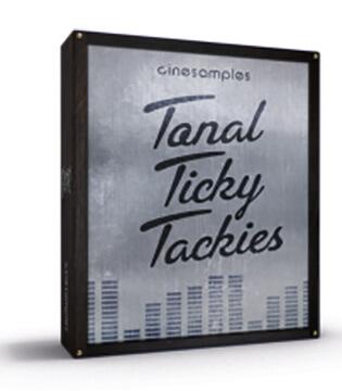 Cinesamples Tonal Ticky Tackies
