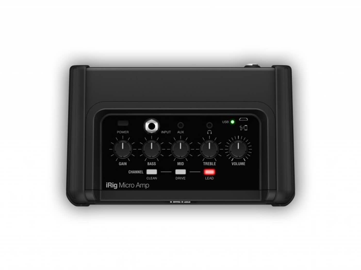 IK Multimedia's new battery-powered amp punches above its weight