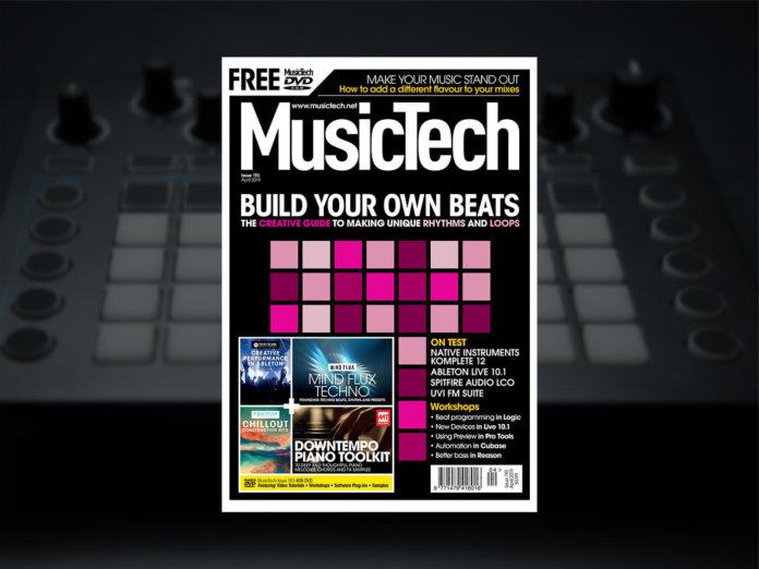 musictech 192 build your own beats