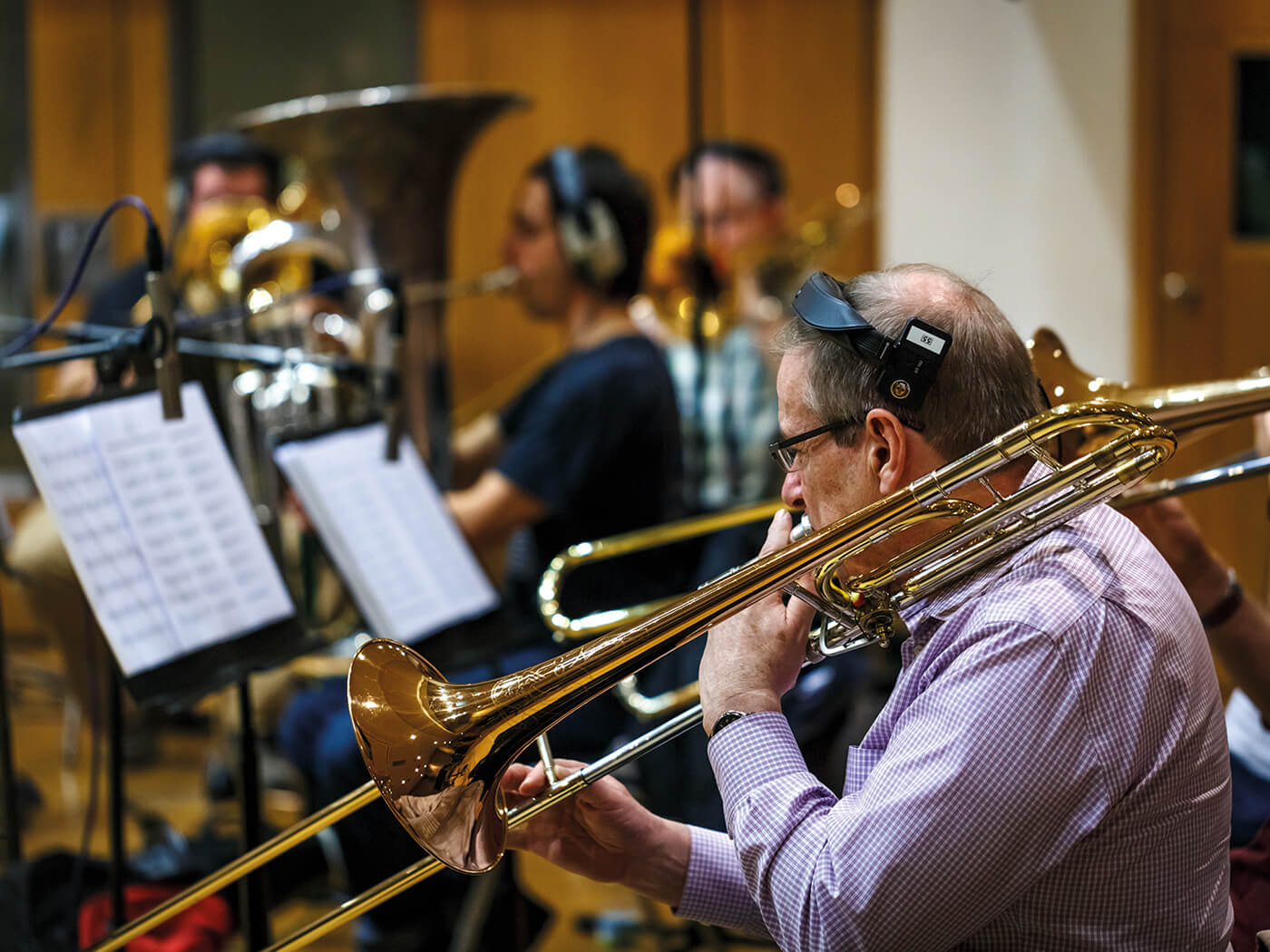 How to produce and arrange orchestral sounds: Woodwind & Brass