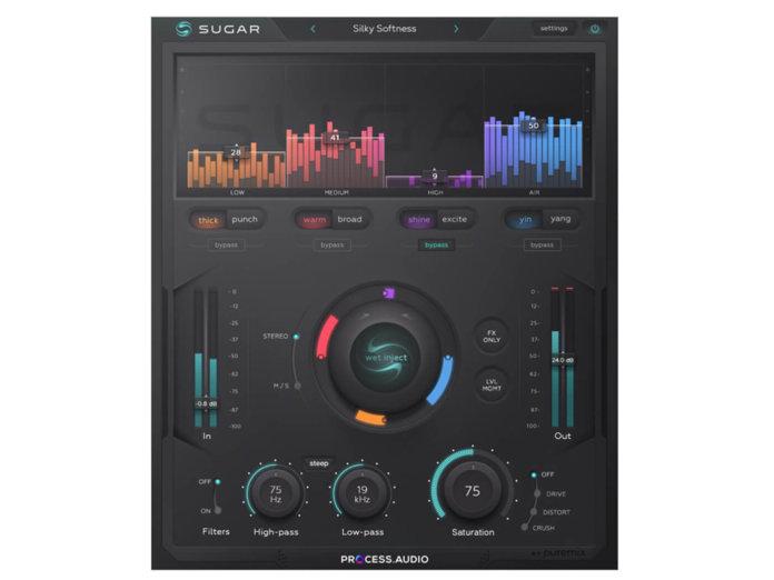 Process.Audio Sugar Audio Plug-in