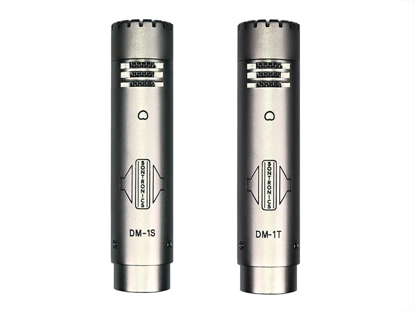Sontronics DM-1S and DM-1T