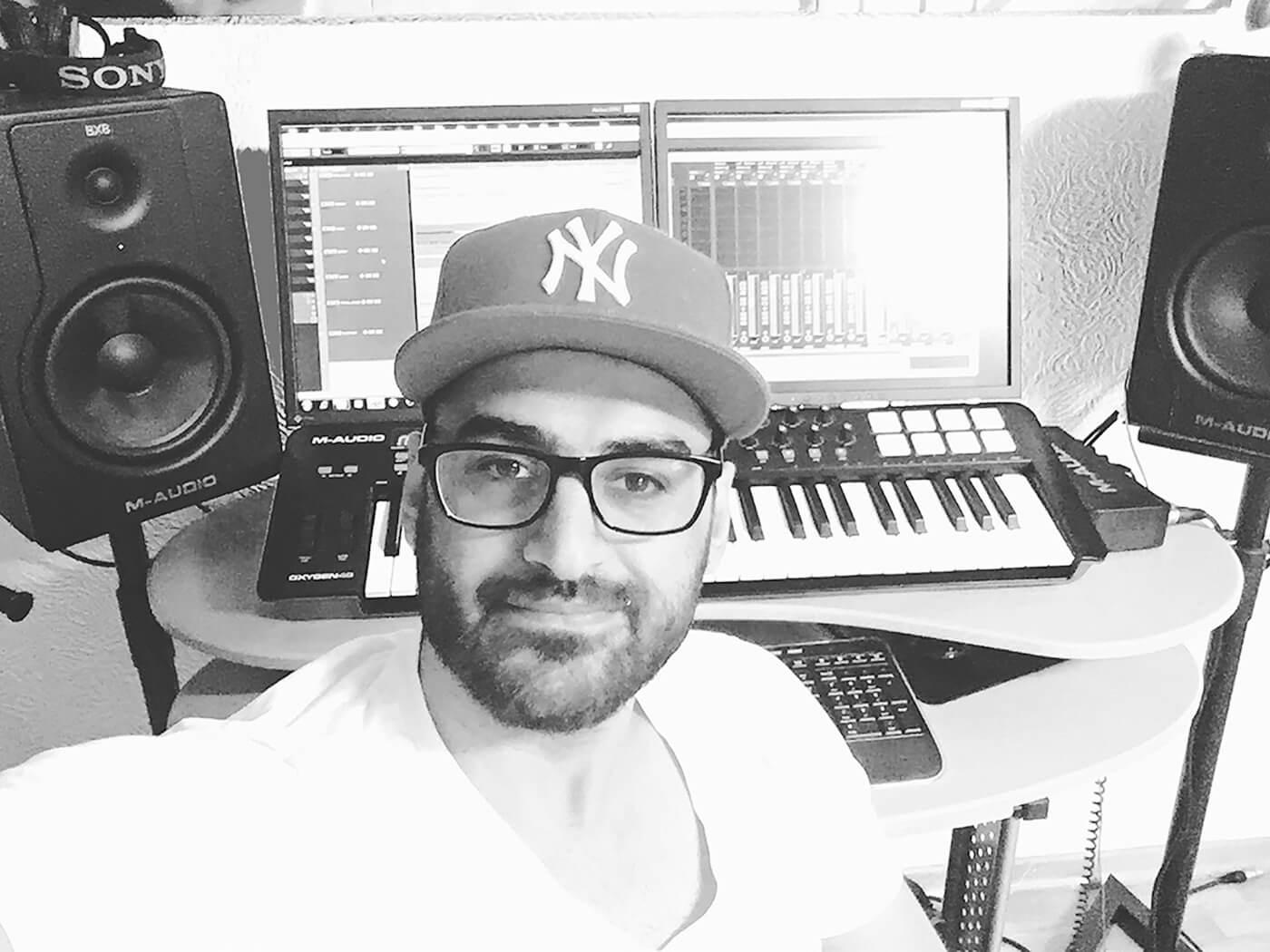 Studio Interview: KomayAlshoufi