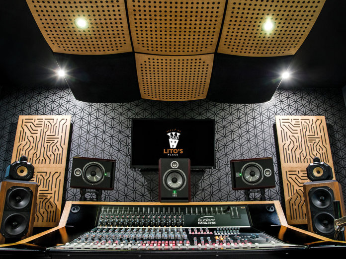 Show Off Your Studio, Lito's Place Manolito Galea