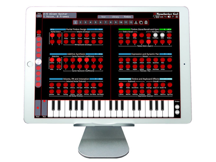 Synclavier Go!