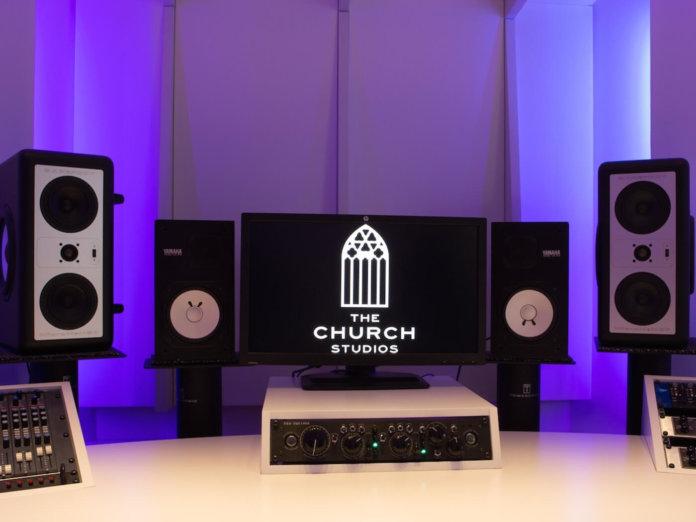 The Church Studios' Studio 3