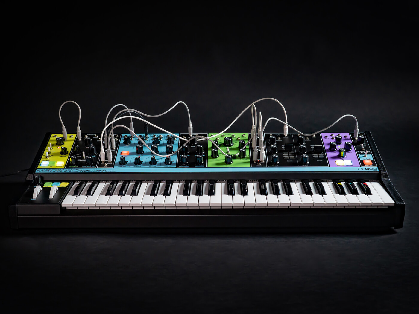 Moog's Matriarch is now shipping