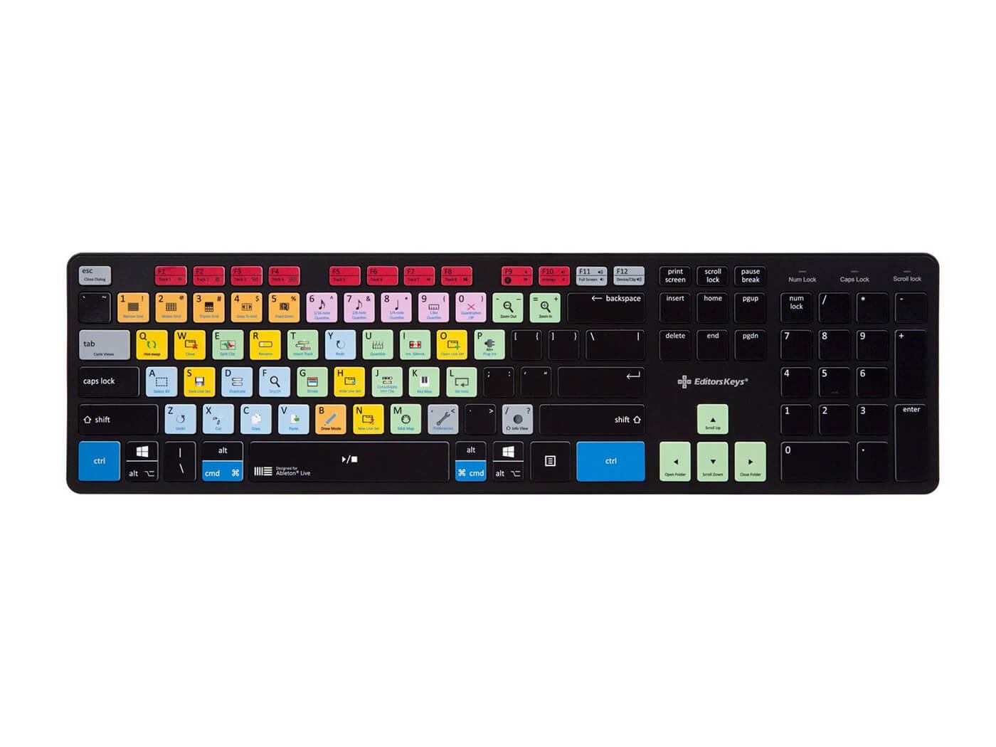 Ableton Live Keyboard