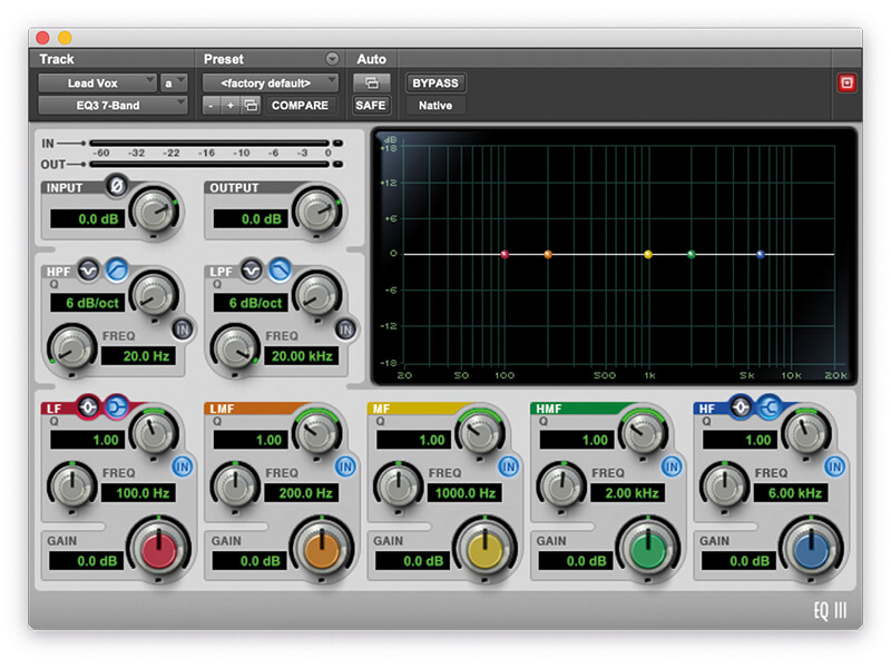 Automating with Preview in Pro Tools tutorial