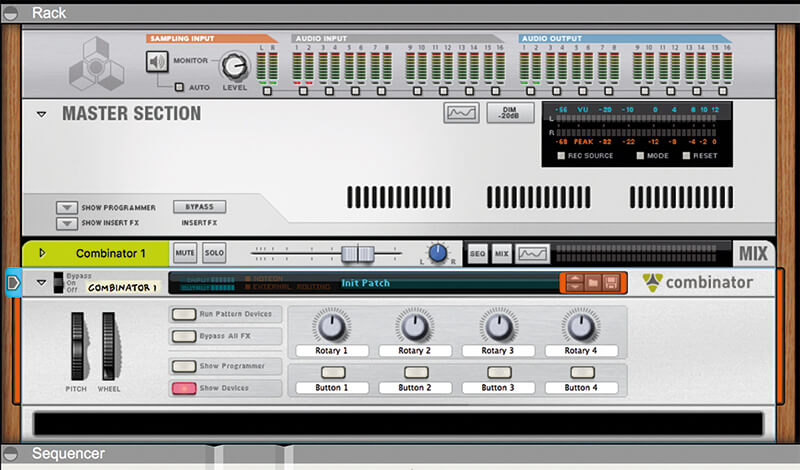 How to take your bass sounds to the next level in Reason