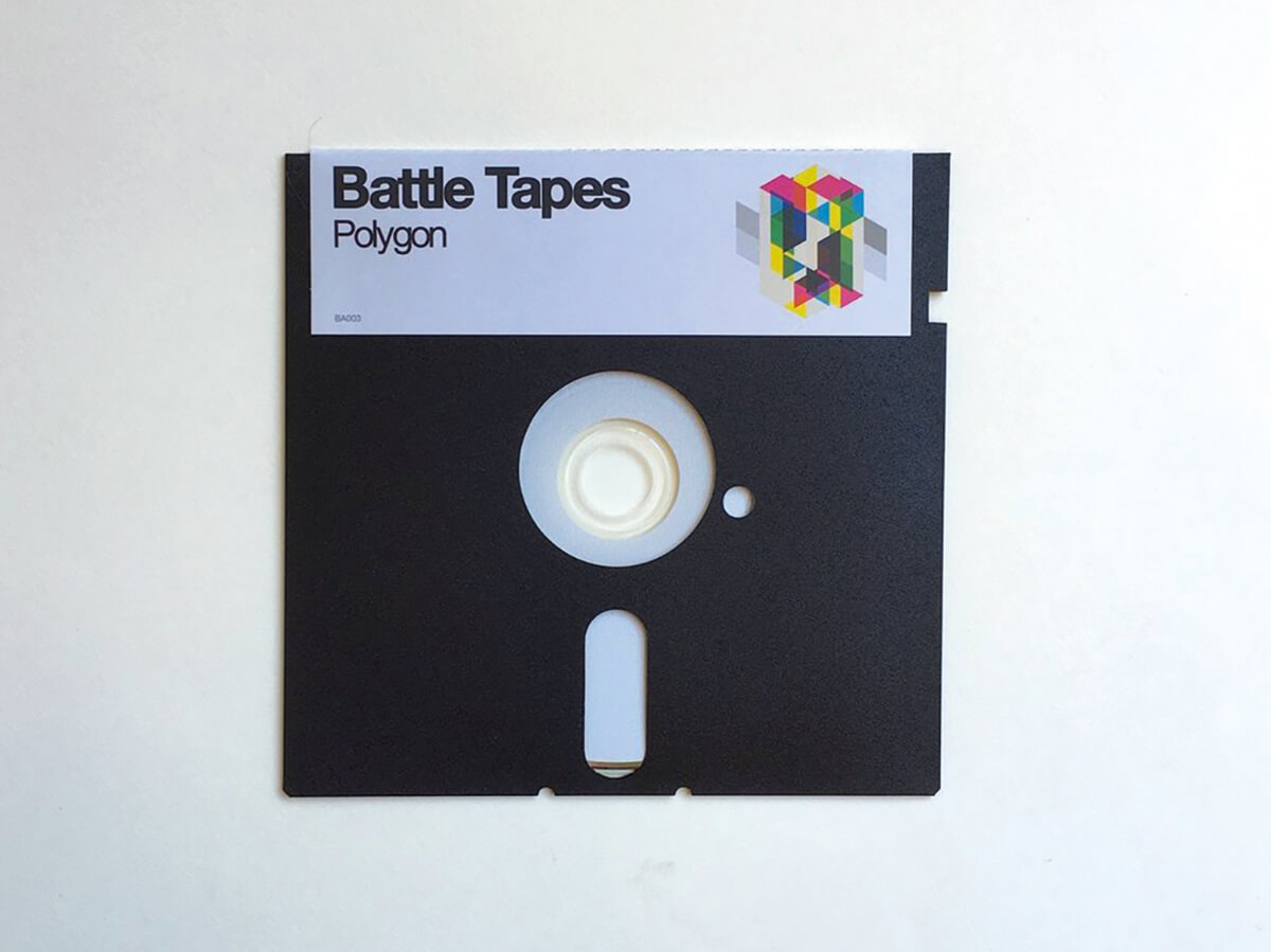 battle tapes floppy disk