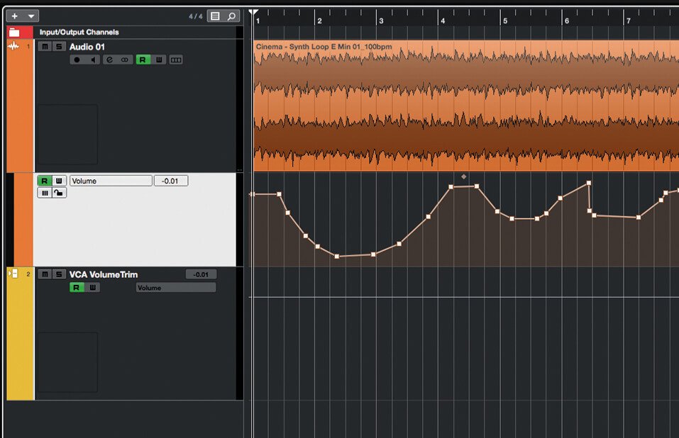 How to use automation in Cubase (Part Two) - MusicTech