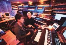 howard jones bt studio