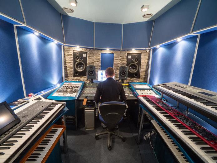 recording studio producer