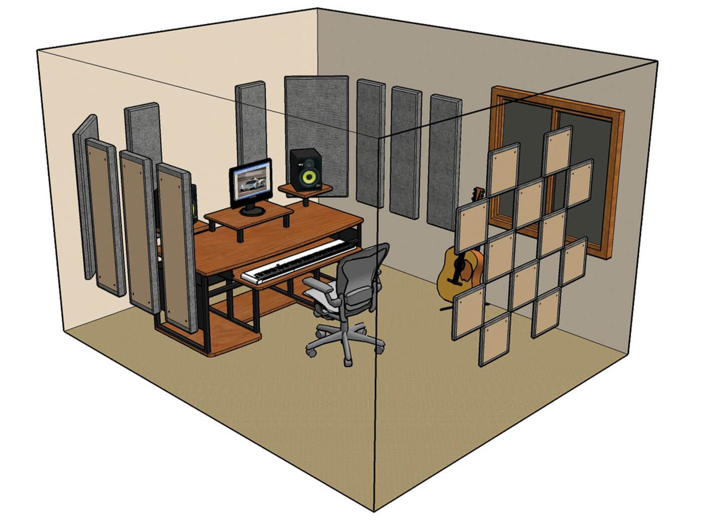 improving room acoustics
