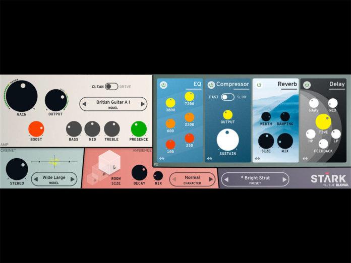 klevgrand stark amp simulator