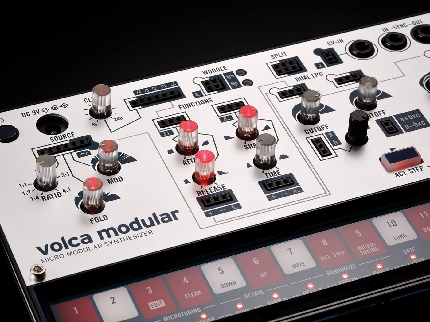 Review: Korg Volca Modular - MusicTech