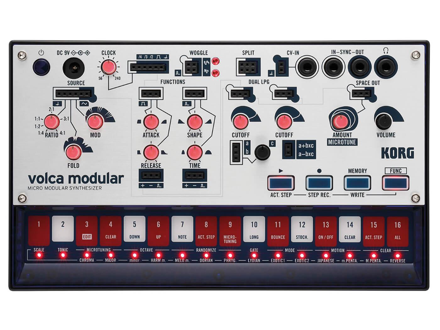 korg volca modular