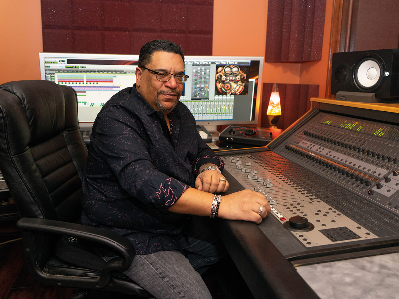 matt warren studio sound solution recording