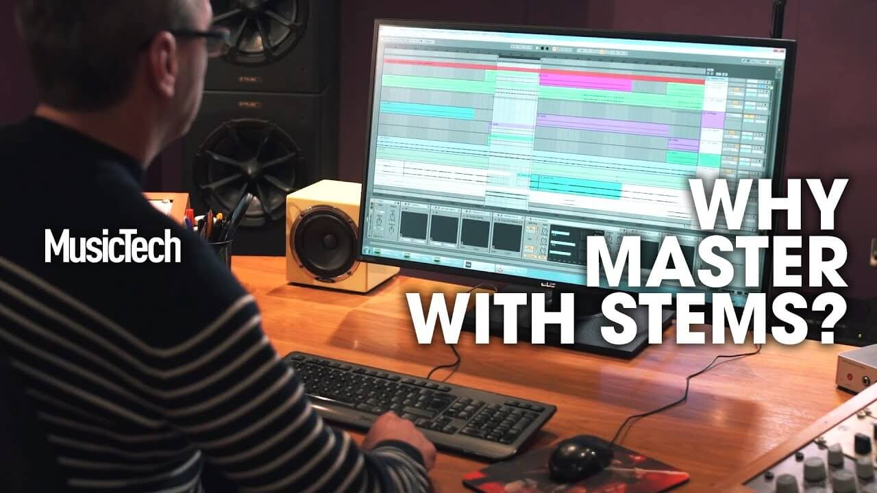 Tips on stem mastering in the DAW with Wired Masters