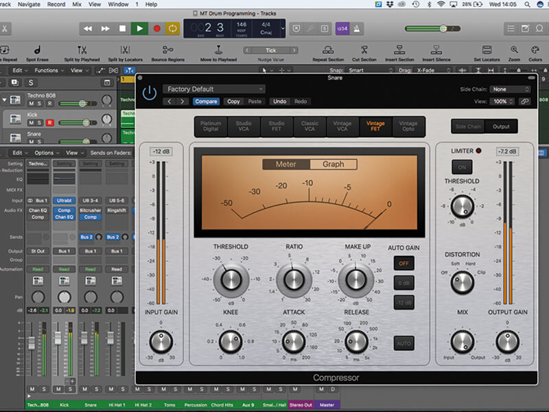 How to program your own beats in Logic Pro X