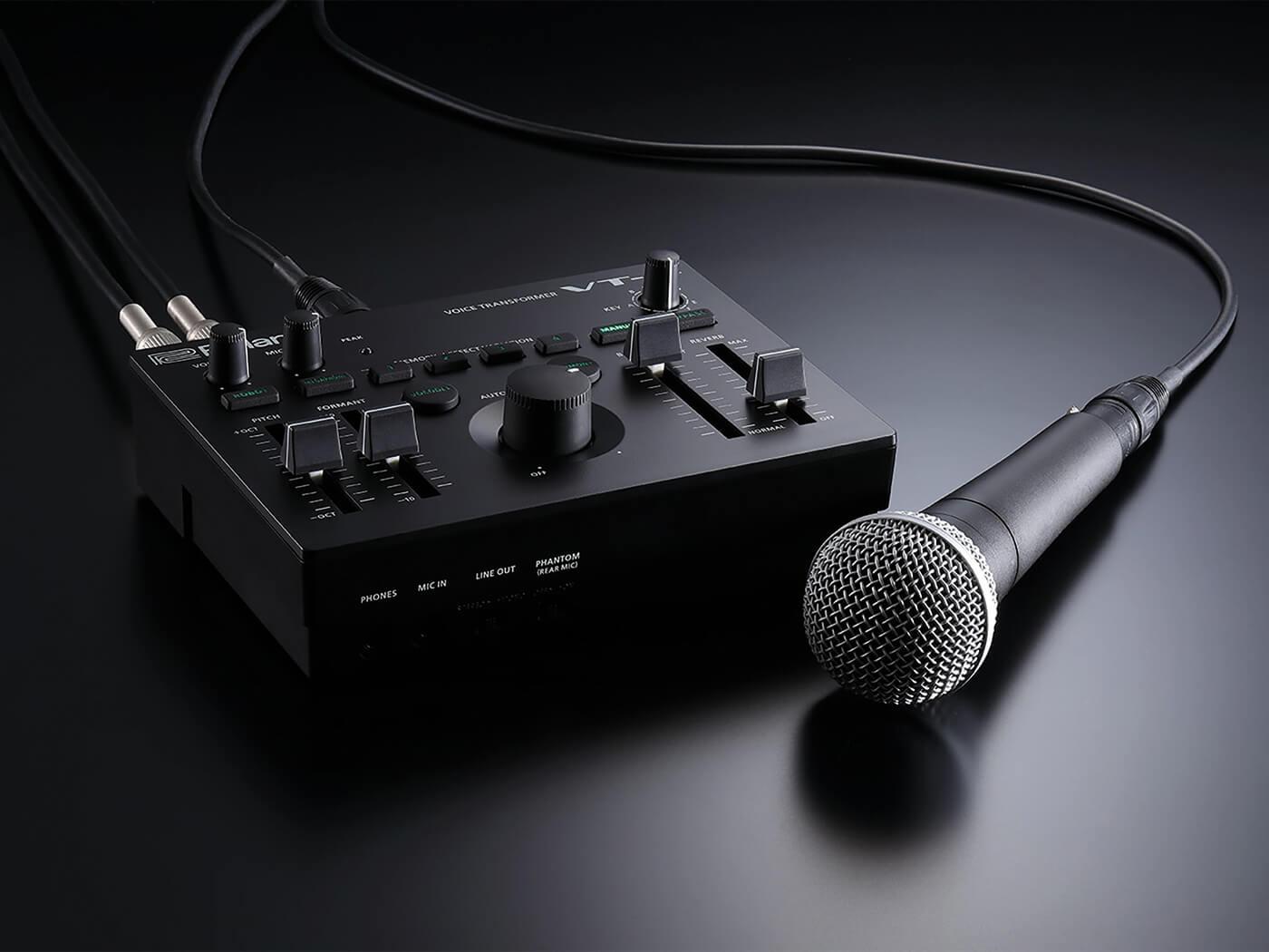 Review: Roland VT-4 Voice Transformer