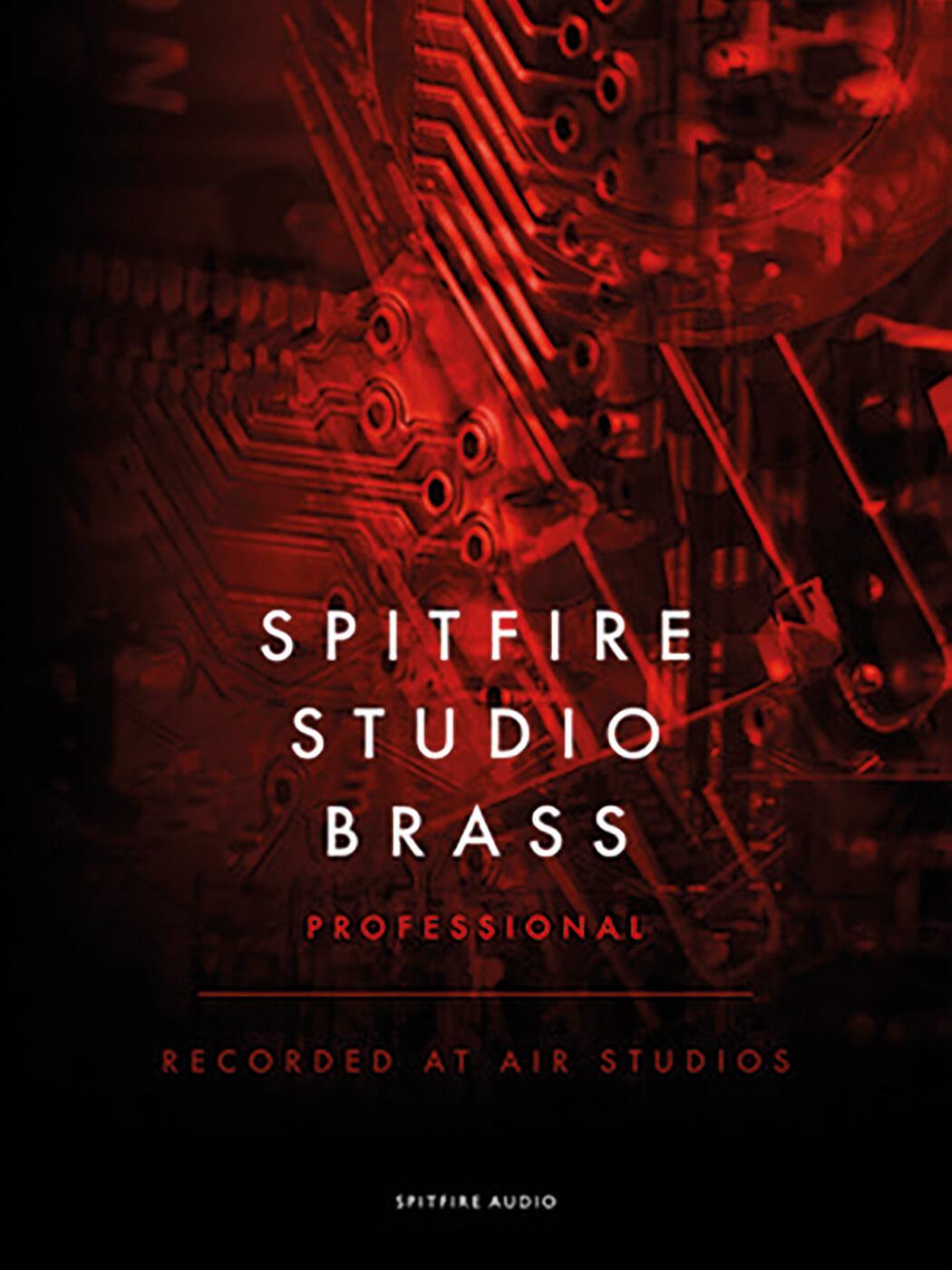 spitfire studio brass professional