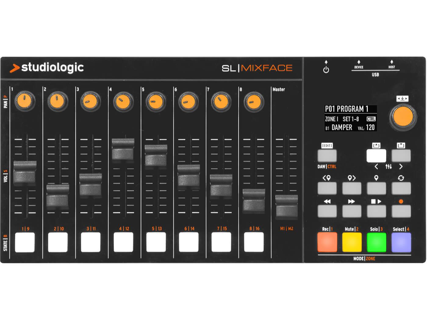 Studio Logic Mixface