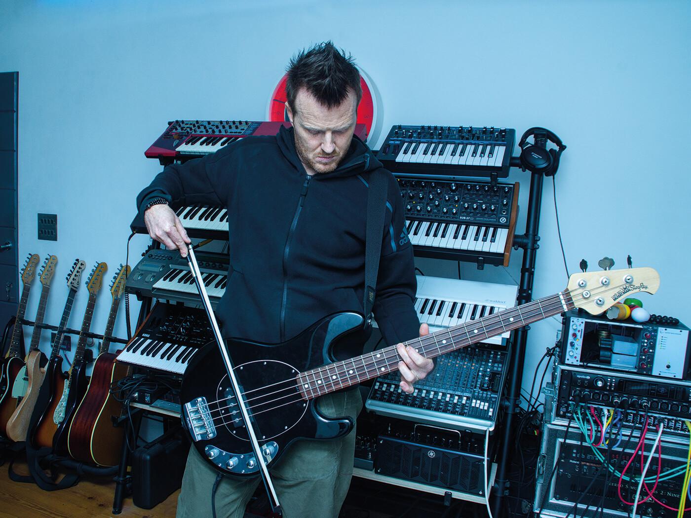 timo baker studio bass