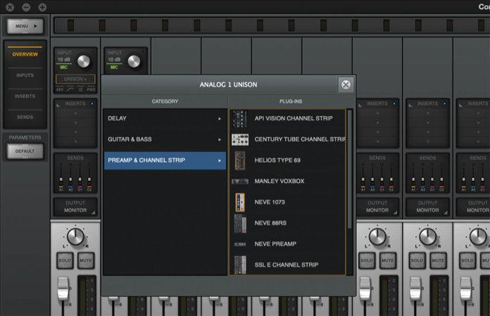 universal audio apollo x6 preamp