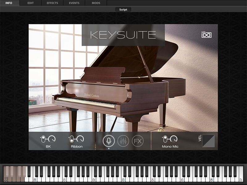 Review: UVI Keysuite Acoustic