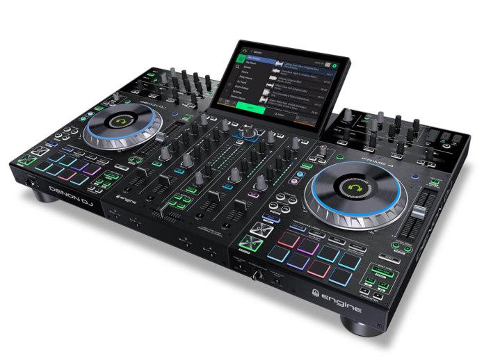 Denon DJ Prime 4 Beatport Link