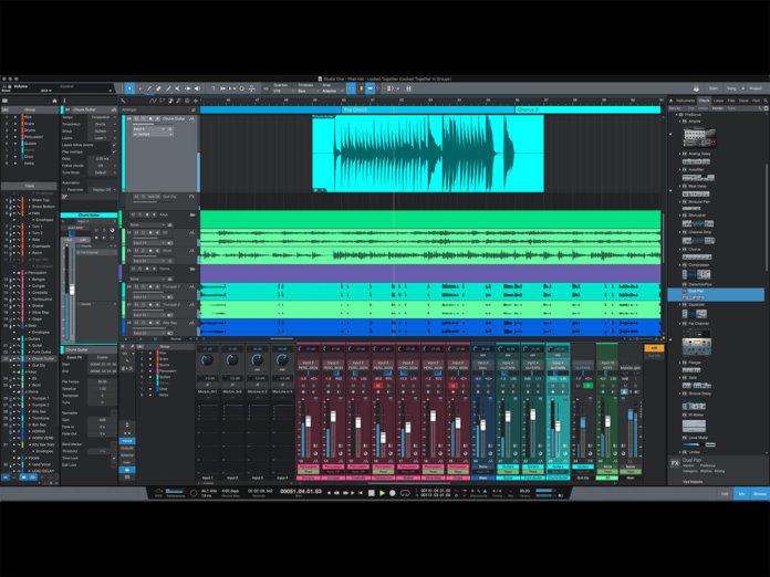 PreSonus Studio One 4.5 hero