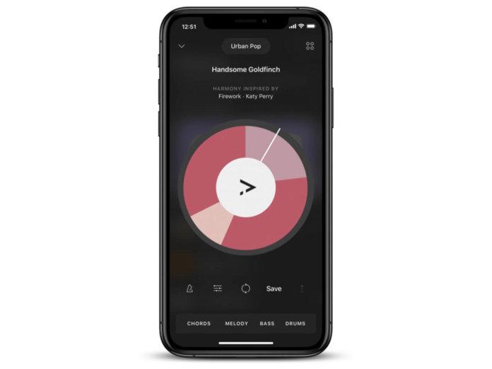 Amadeus Code app