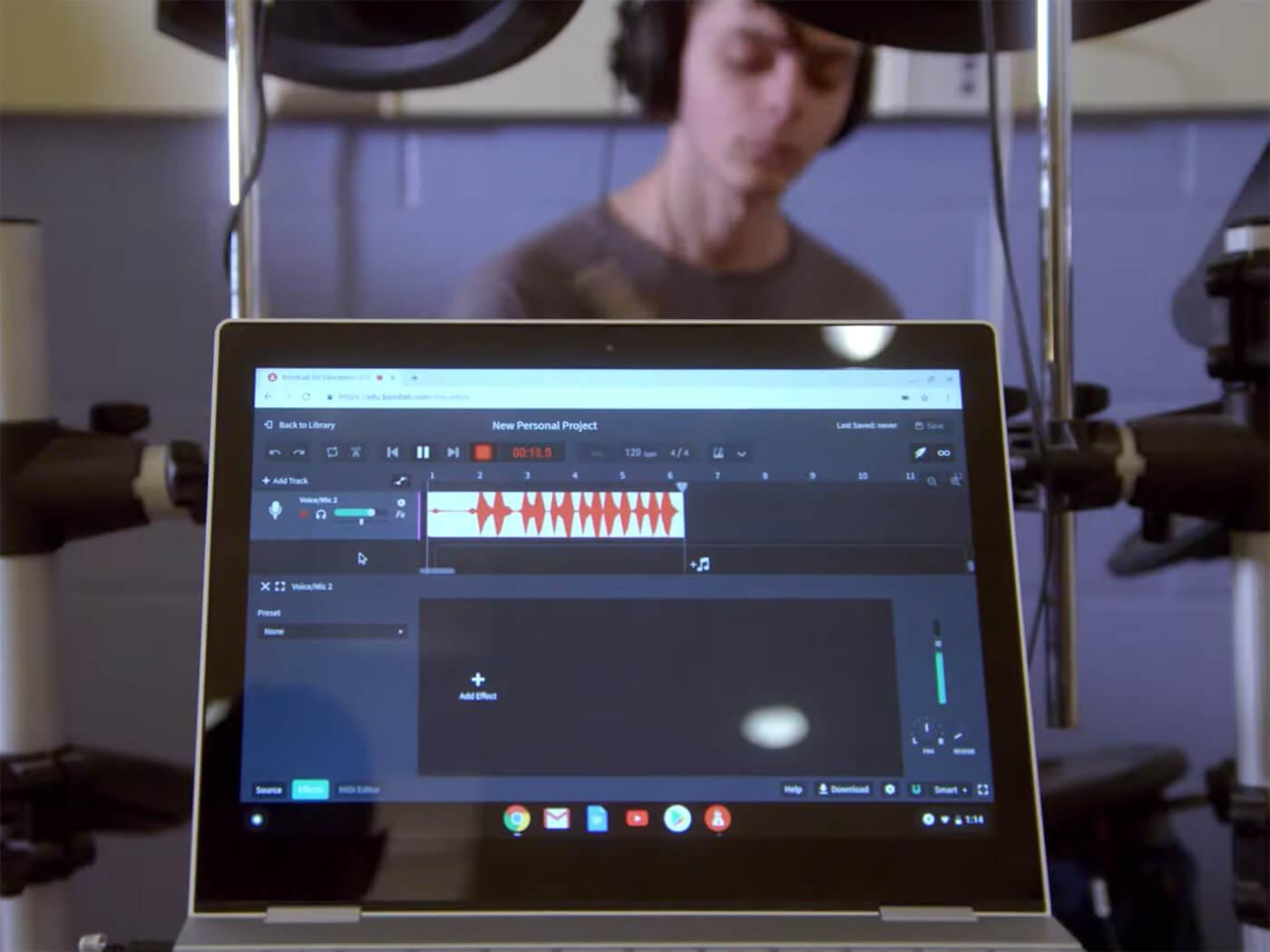 bandlab google i/o