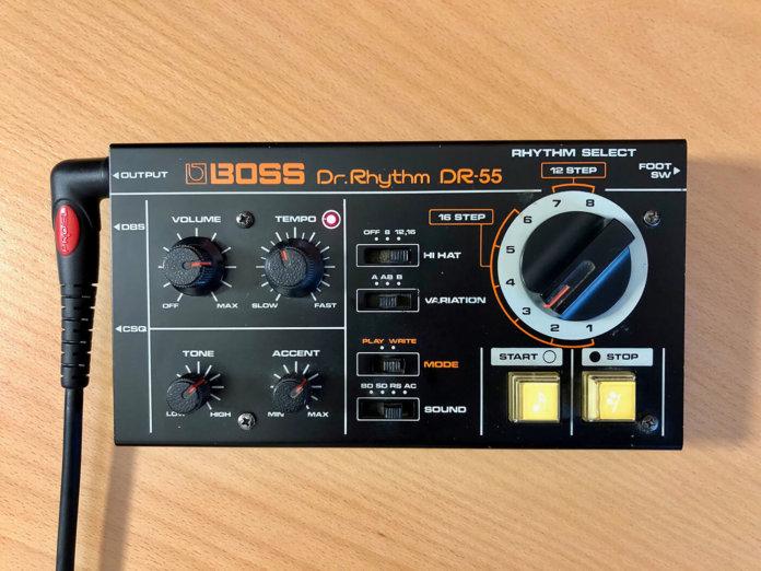 Boss Dr. Rhythm DR-55