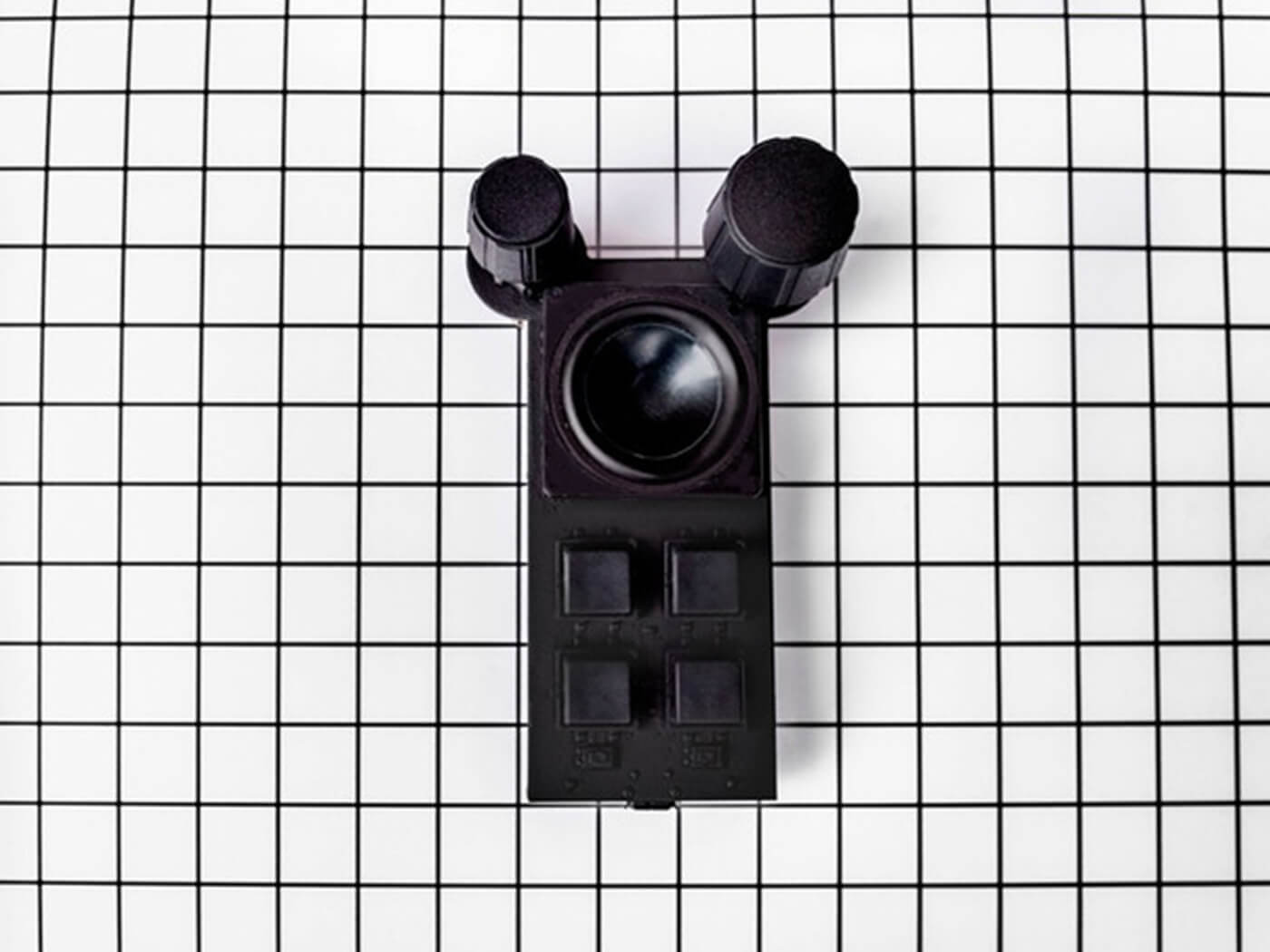 curious sound objects bitty is a pocket sized drum machine synth. Black Bedroom Furniture Sets. Home Design Ideas