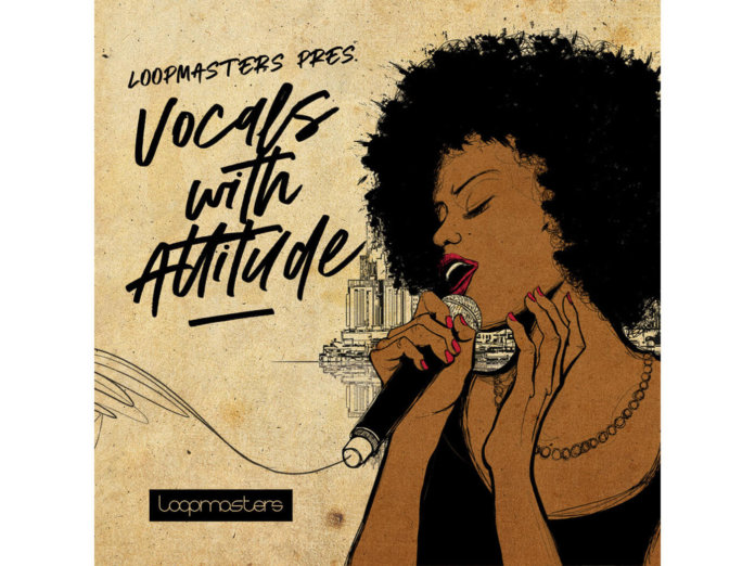 Loopmasters Vocals With Attitude