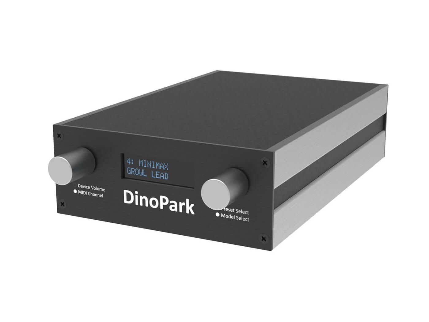 make pro audio dinopark