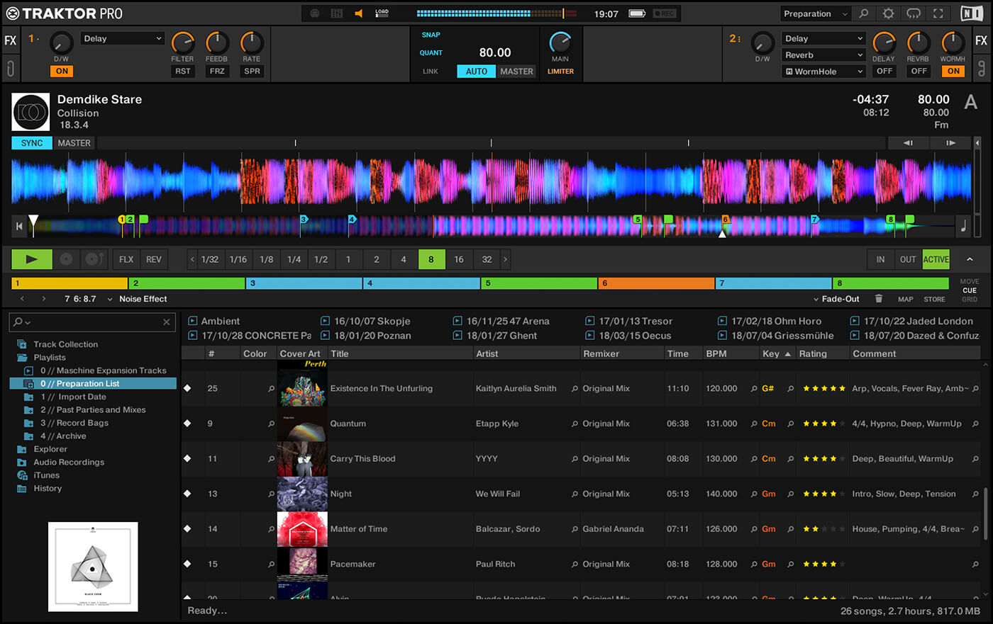 Review: Native Instruments Traktor Pro 3 1 – Best DJ Gear