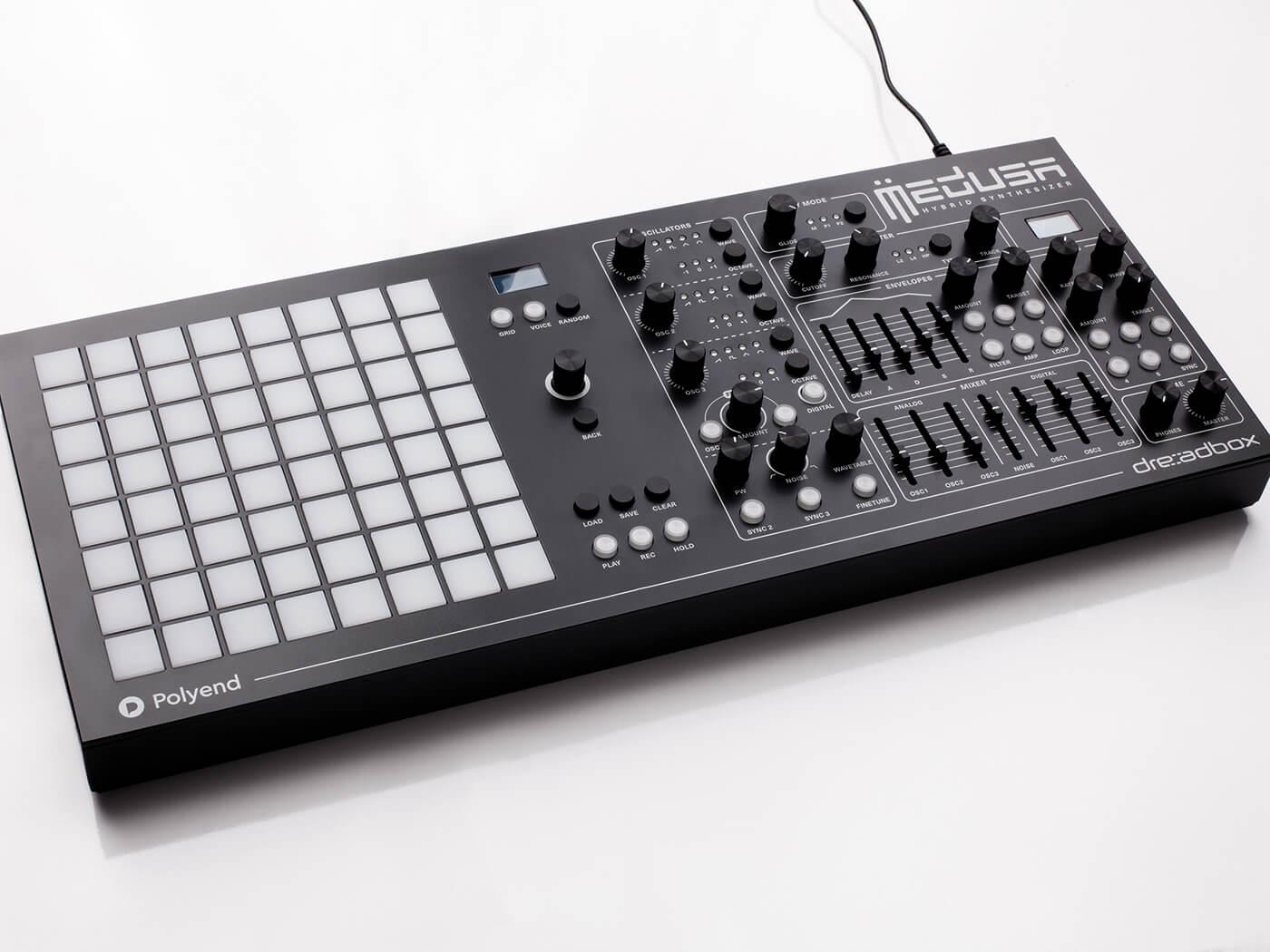 Review: Polyend/Dreadbox Medusa - MusicTech