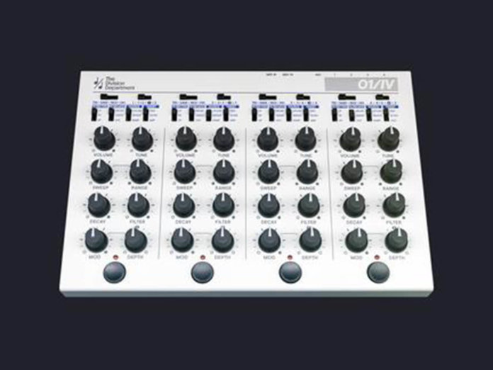 The Division Department 04/IV synth