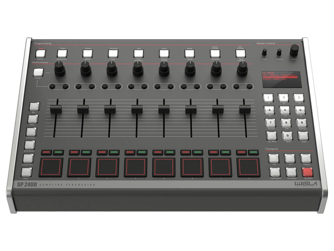 isla instruments is taking pre orders for sp 2400 sampler. Black Bedroom Furniture Sets. Home Design Ideas
