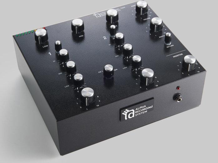 Alpha Recording System Model 1000