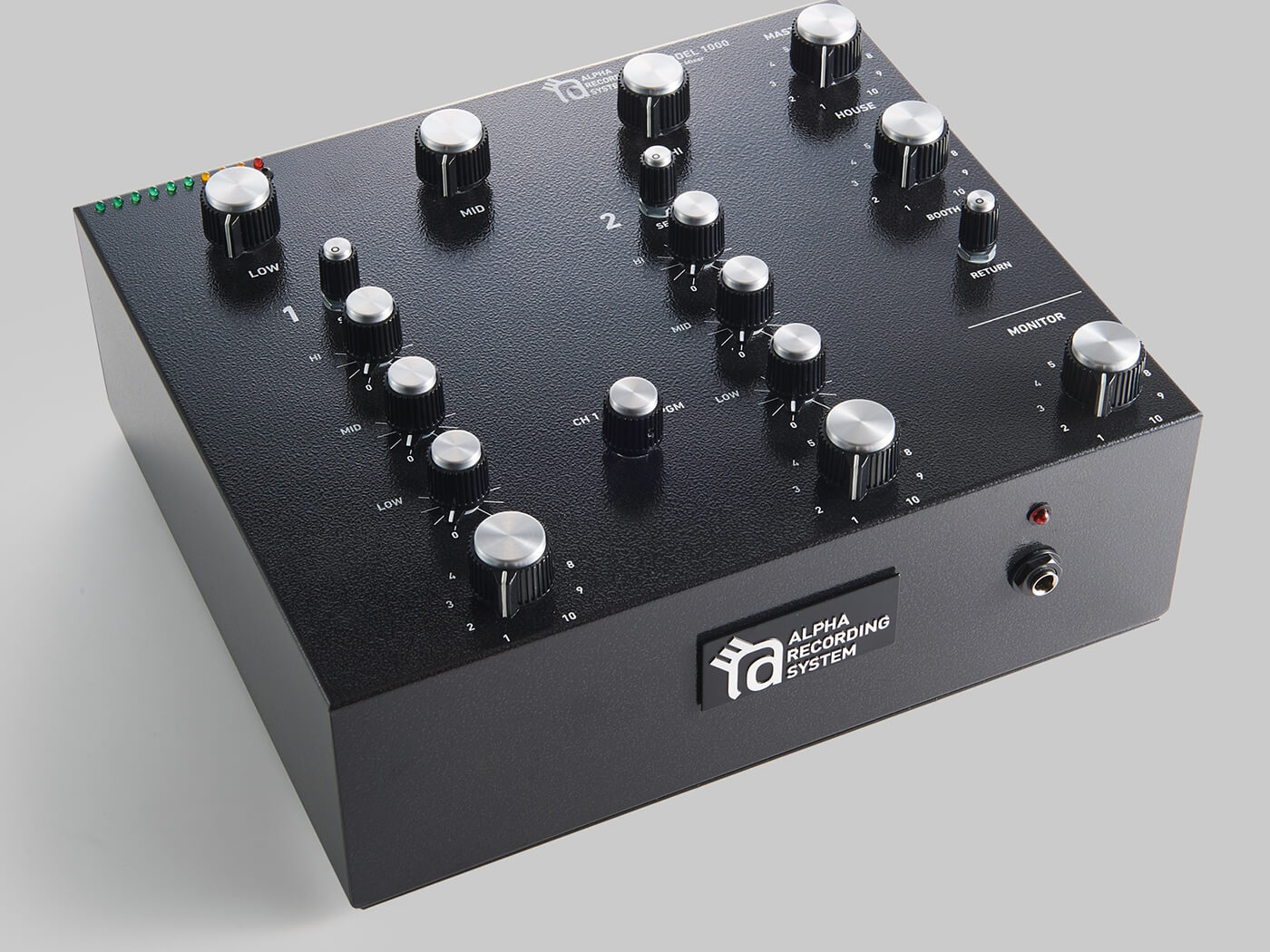 12 best rotary mixers for DJs
