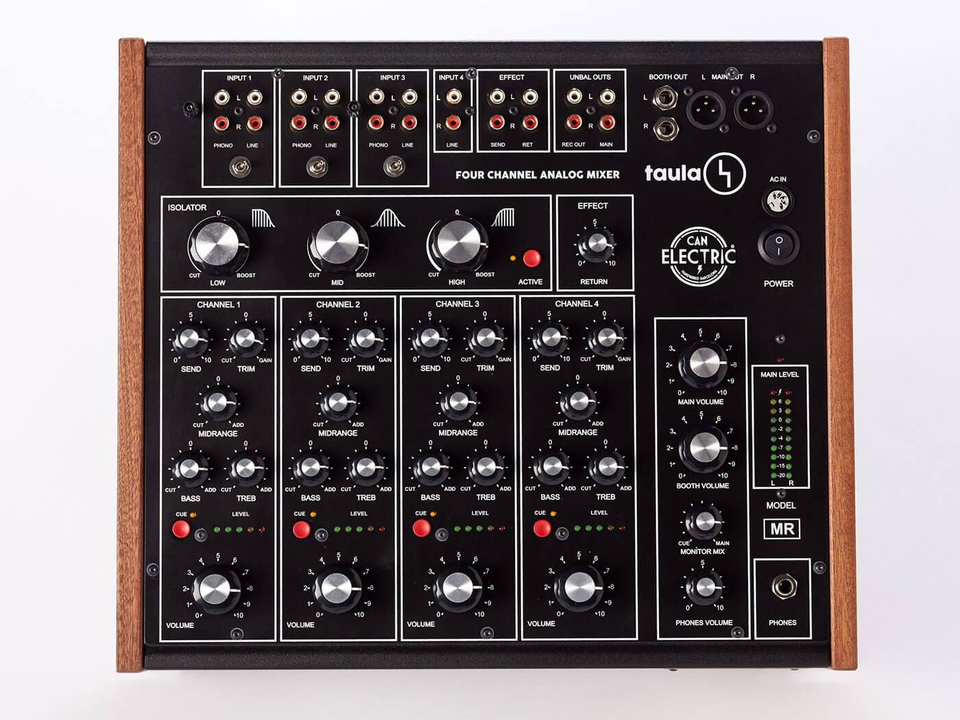 Can Electric Taula 4 MV