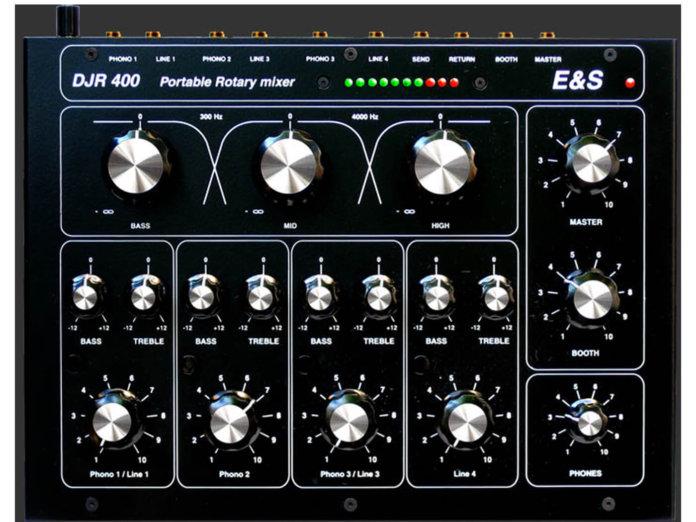 E&S DJR 400