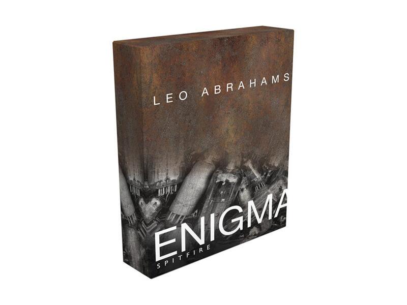 Leo Abrahams, Spitfire Enigma